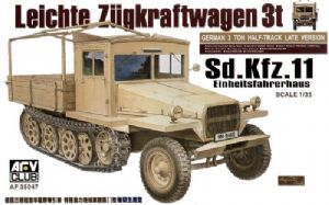 AF35047  Sd.Kfz.11 3 Ton 1/2 Track late